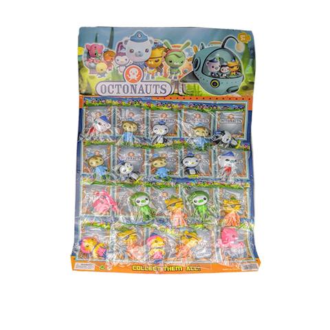 Коллекция игрушек на блистере Octonauts  1кор*1бл*20 шт