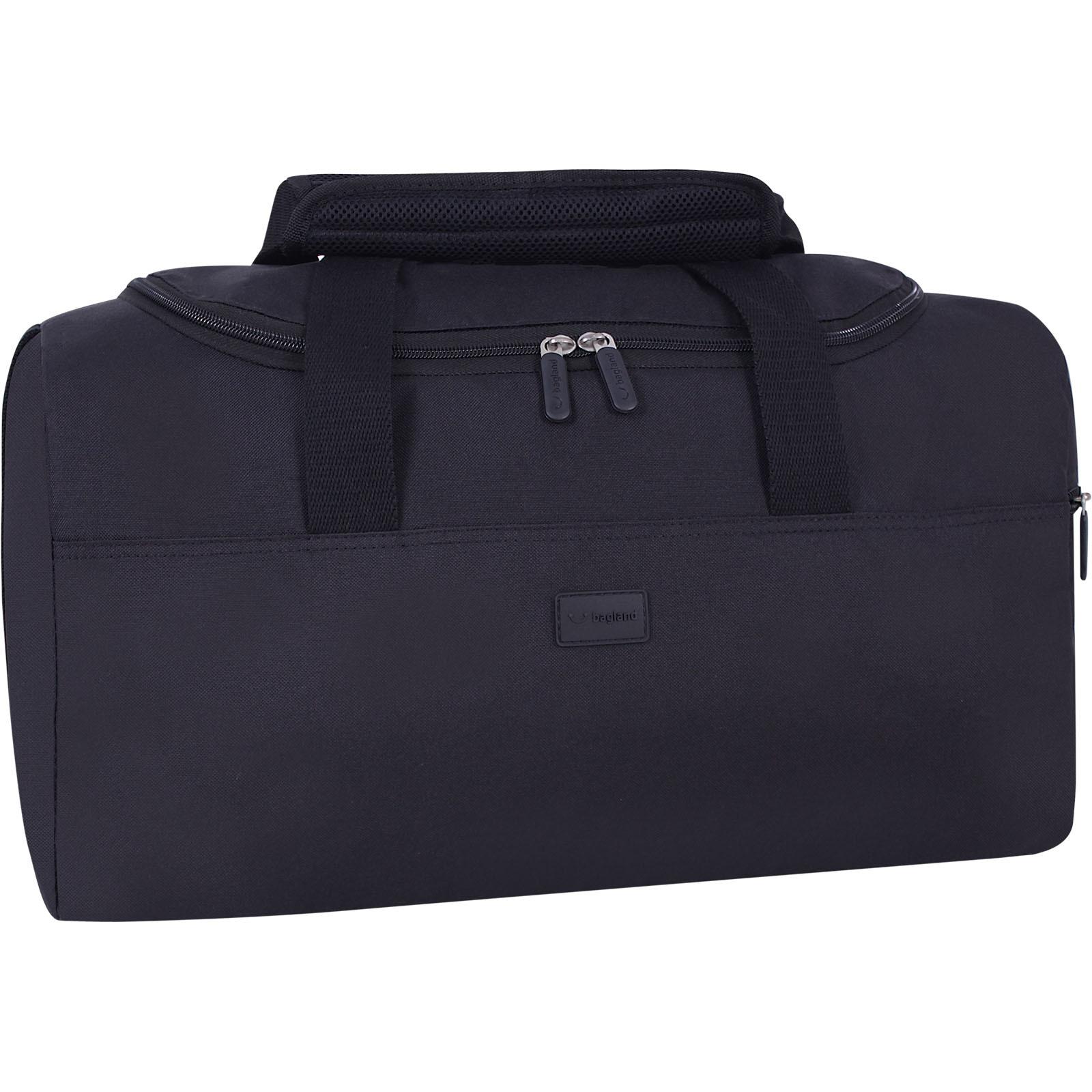 Дорожные сумки Сумка Bagland Boston 25 л. Чёрный (0037466) IMG_5988-1600.jpg