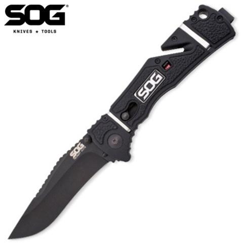 Нож SOG модель TF-102 Trident Elite