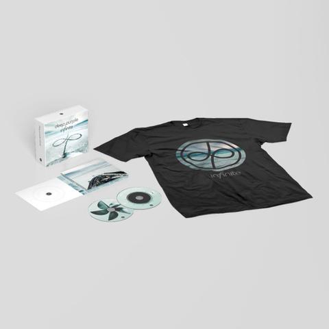 Deep Purple / Infinite (Boxset Edition)(CD+DVD+T-Shirt)