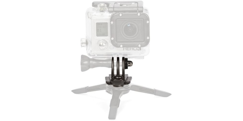 Переходник JOBY Action Tripod Mount для GoPro пример использования