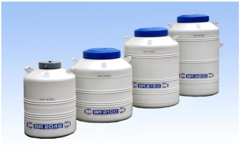 ВR 2000  Криоконтейнеры для хранения криобоксов