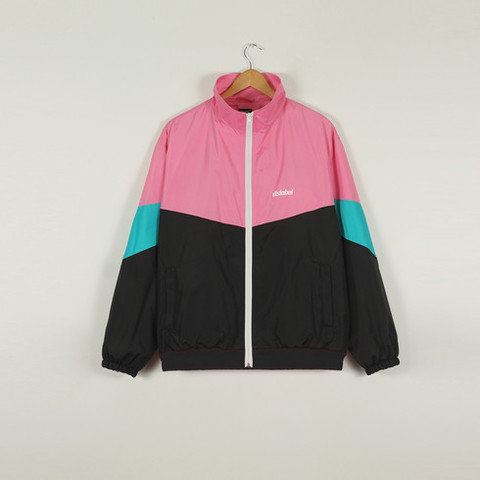 КУРТКА DISLABEL RETRO PINK/BLACK
