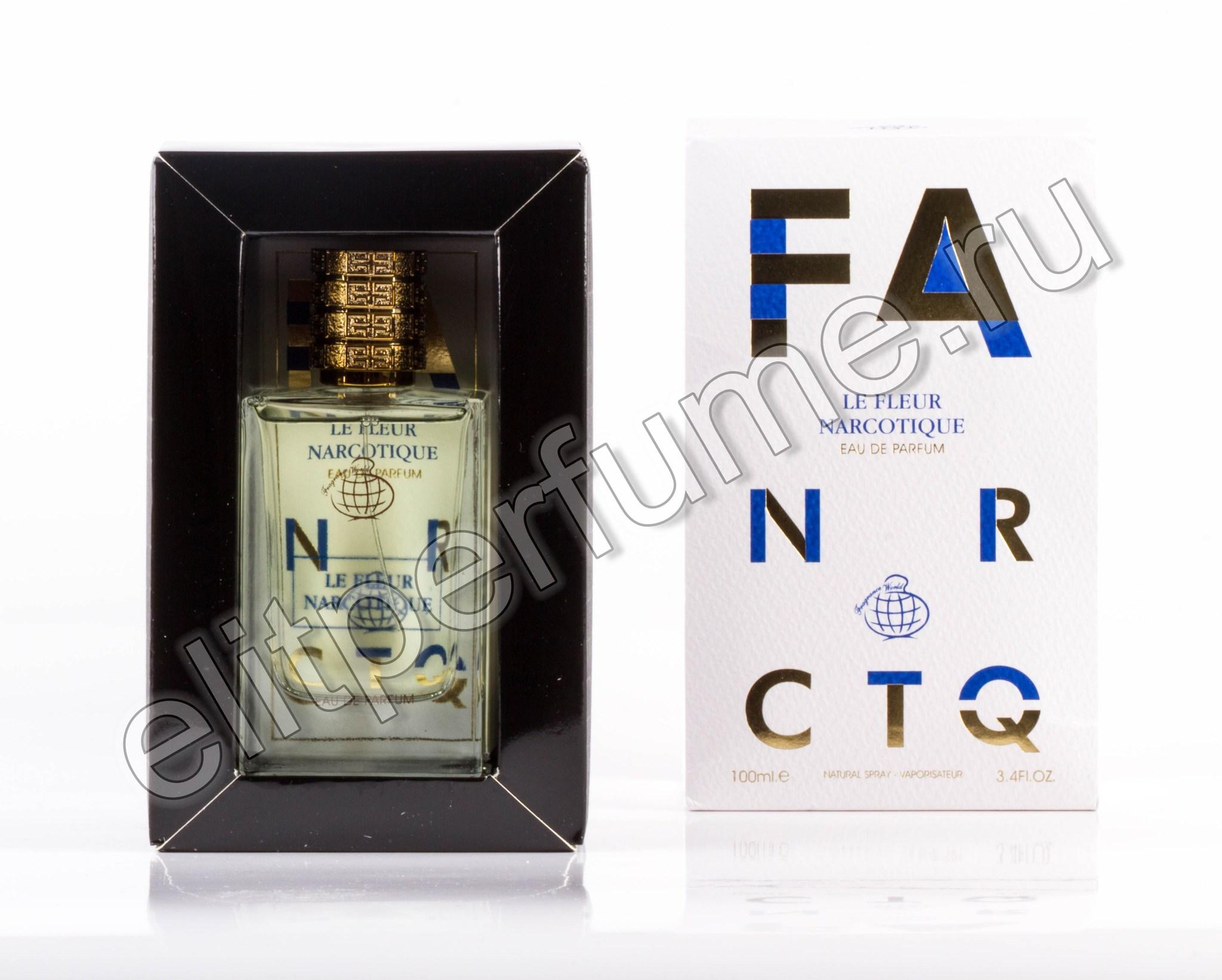 Le Fleur Narcotique 100 мл спрей от Фрагранс Ворлд Fragrance world