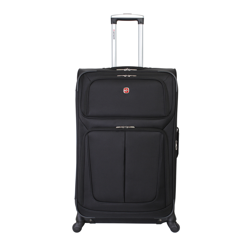 Чемодан WENGER Sion, цвет чёрный, 80х46x29 см., 90 л. (WGR6283202181) - Wenger-Victorinox.Ru