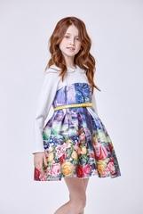 Платье Сказочный лес New 1339-67