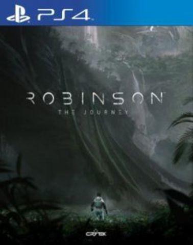 Sony PS4 Robinson: The Journey (только для VR, английская версия)