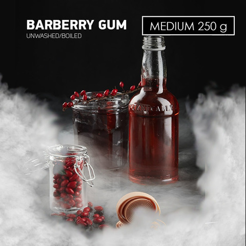 Табак Dark Side MEDIUM BARBERRY GUM 250 г