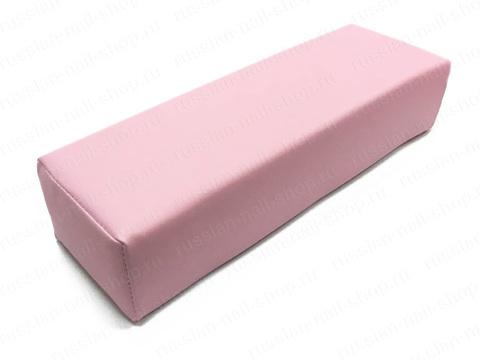 Подлокотник розовый 30*10*7 см