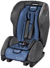 Детское кресло RECARO Young Expert plus (материал верха Trendline Bellini Shadow/Blue)