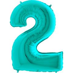 Цифра 2 (Тиффани)