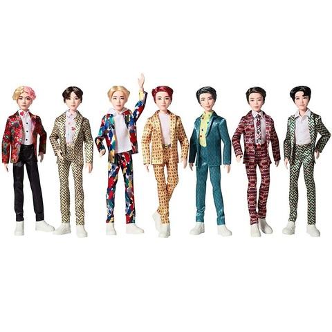 Набор из 7 Кукол BTS Маттел