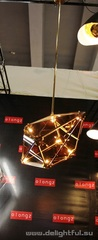 Люстра ROLL & HILL Maxhedron suspension lamp 01