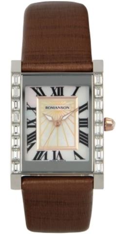 Купить Наручные часы Romanson RL1215TLJWH по доступной цене