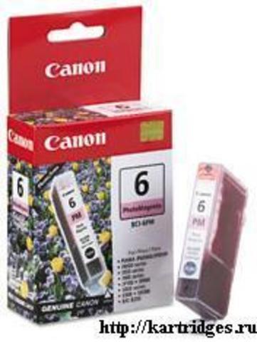 Картридж Canon BCI-6PM