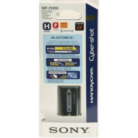 Sony NP-FH50