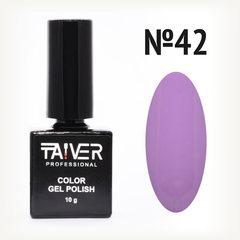 Гель-лак TAIVER 42