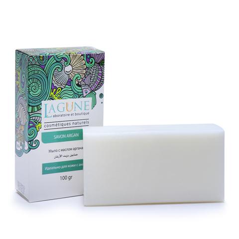 Мыло с маслом арганы / SAVON ARGAN