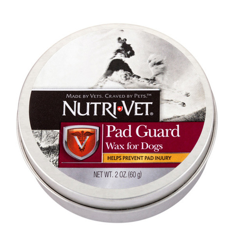 Nutri-Vet Pad Guard Wax НУТРИ-ВЕТ ЗАЩИТНЫЙ КРЕМ для собак, для подушечек лап,