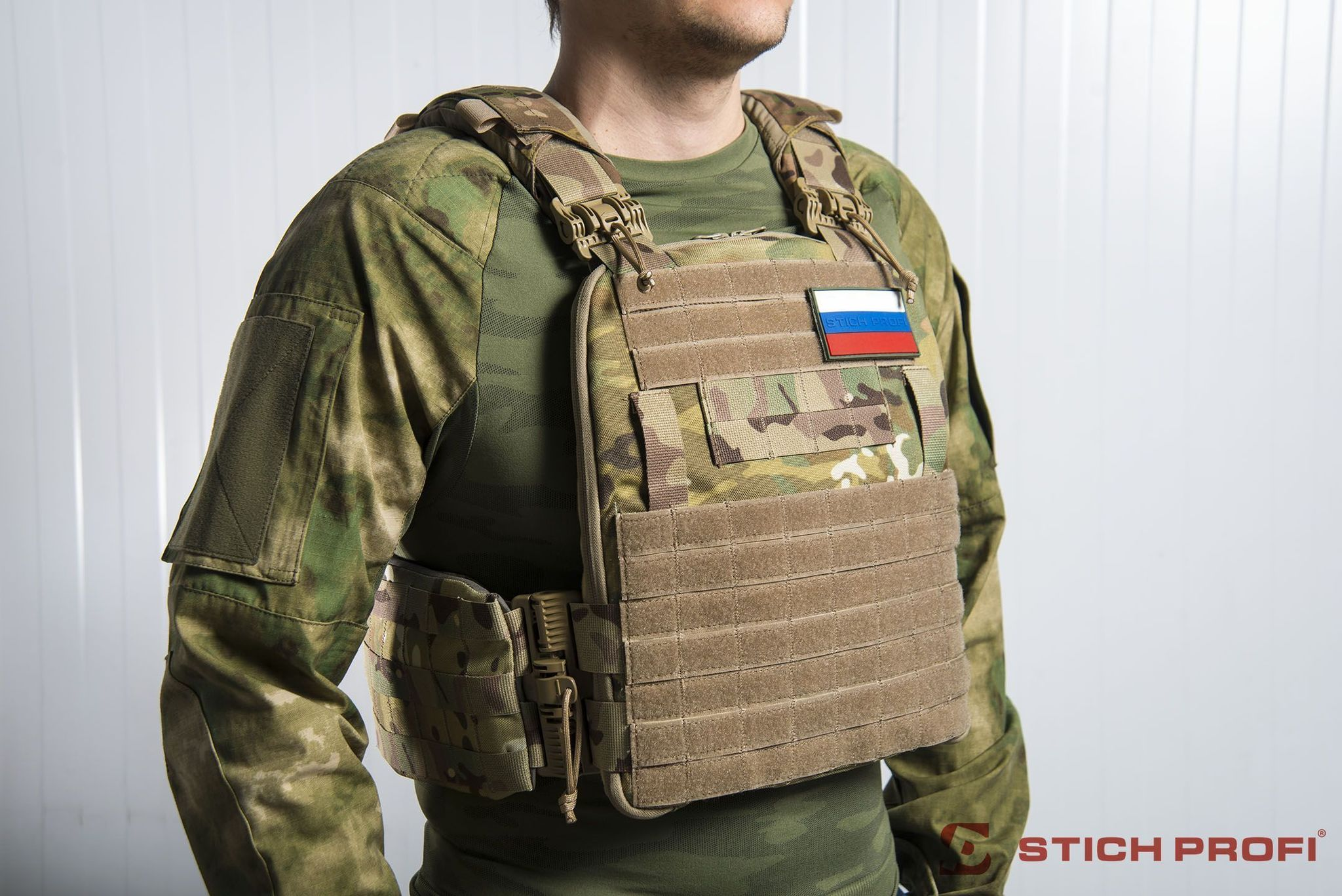 ПЛИТОНОСЕЦ STICH DEFENSE MOD.2