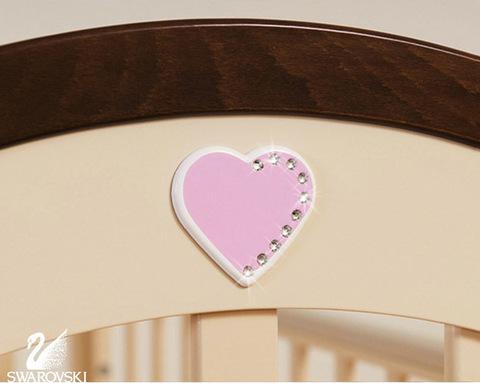 Детская кроватка Гандылян Софи колесо