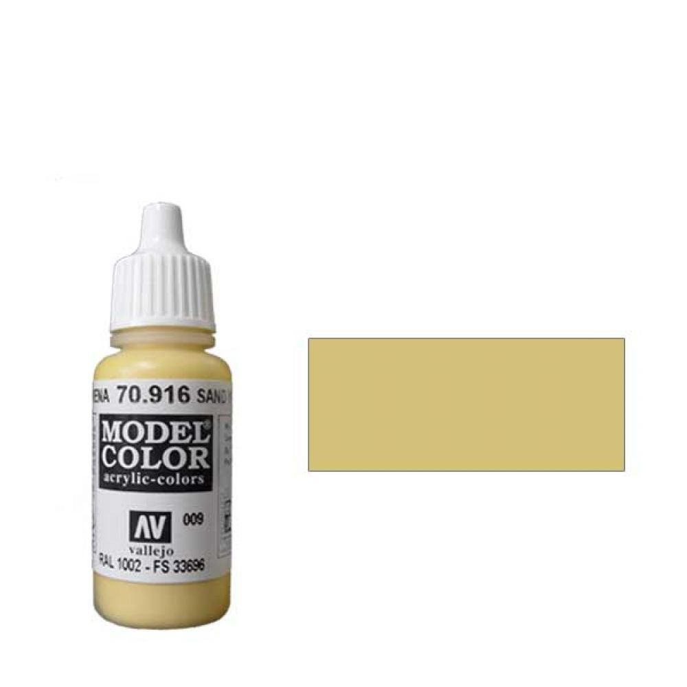 Model Color 009. Краска Model Color Желтый Песок 916 (Sand Yellow) укрывистый, 17мл import_files_8c_8c3030effe2611df95d5001fd01e5b16_833b3d9b31b411e4a87b002643f9dbb0.jpg