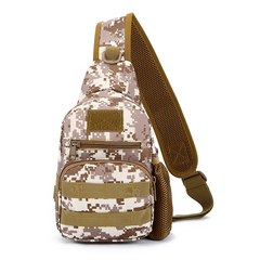 Однолямочный рюкзак Cool Walker 6018 Digital Desert