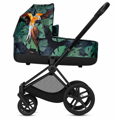 Прогулочная коляска Cybex Priam III Birds of Paradise