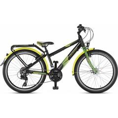 Двухколесный велосипед, 24'', 21 скорость, Crusader 24-21 Alu light, 6+лет