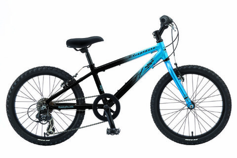 KHS Raptor (2015)черный с голубым