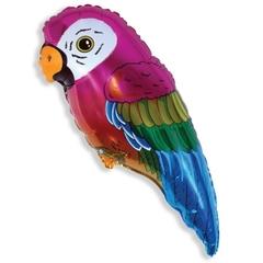 Фольгированный шар Попугай