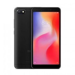 Xiaomi Redmi 6A (2-16Gb) Black