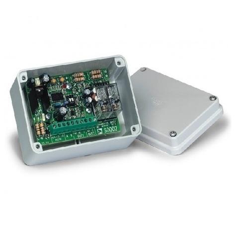 S0002 - Блок электроники с двумя релейными выходами для проводных кодонаборных клавиатур Came
