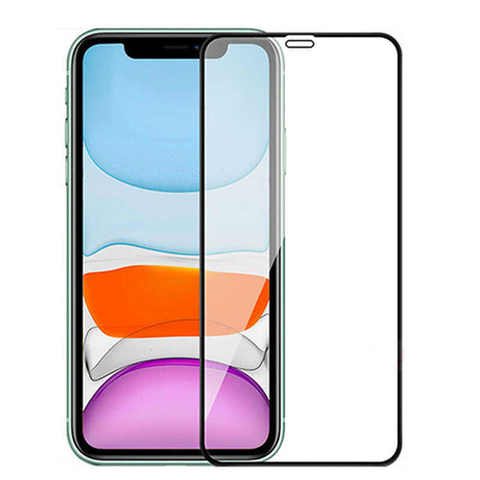 Защитное стекло 3D для iPhone 11/XR