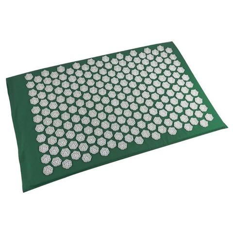 Массажный коврик Acupressure (зеленый)