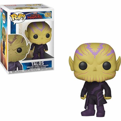 Фигурка Funko POP! Bobble: Marvel: Captain Marvel: Talos 36378