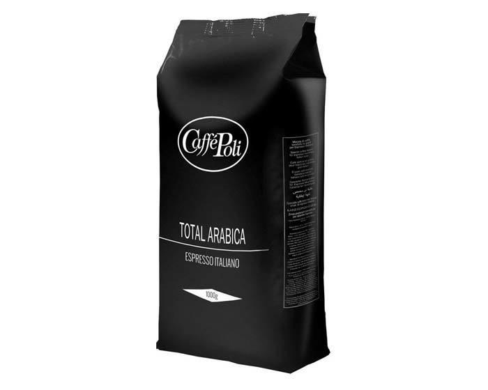 Кофе в зернах Poli Arabica, 1 кг (Каффе Поли)