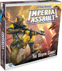 Star Wars Imperial Assault: The Bespin Gambit Campaign
