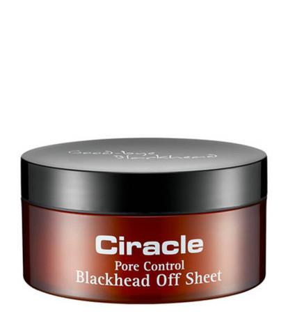 Салфетки для удаления черных точек Ciracle Blackhead Off Sheet  50мл