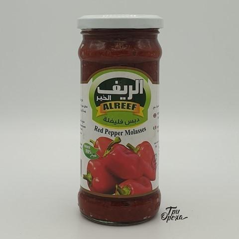 Паста из сладкого красного перца ALREEF, 400 гр