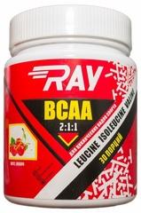 BCAA 2-1-1 RAY 210гр. Апельсин