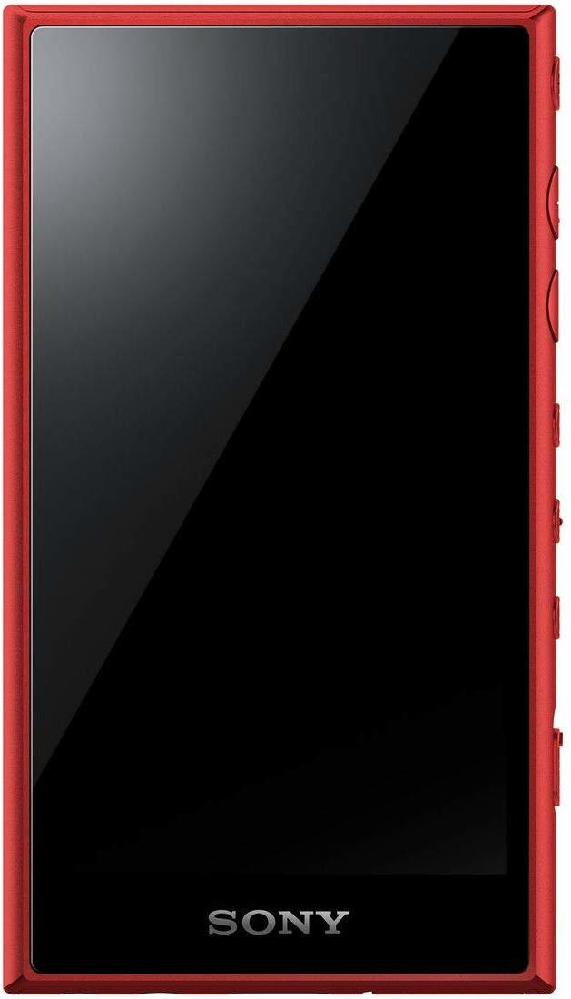 Sony NW-A105HNR Hi-Res плеер, 16Gb, цвет красный
