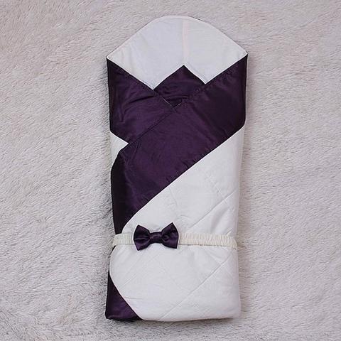 Демисезонный конверт  Beauty (фиолетовый)