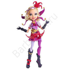 Кукла Ever After High Кортли Джестер (Courtley Jester) - Путь в страну чудес (Way too Wonderland), Mattel
