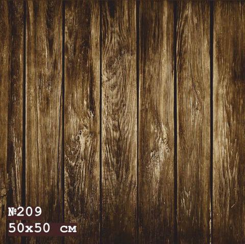 Фотофон виниловый «Темные доски» №209