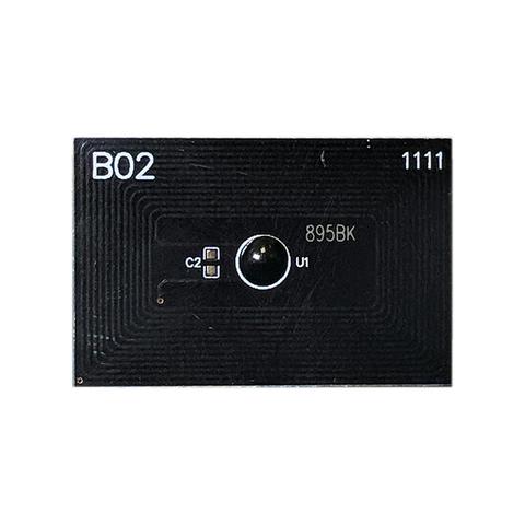 Чип TK-895C, синий для Kyocera FS-C8020MFP/C8025MFP. Ресурс 6000 копий