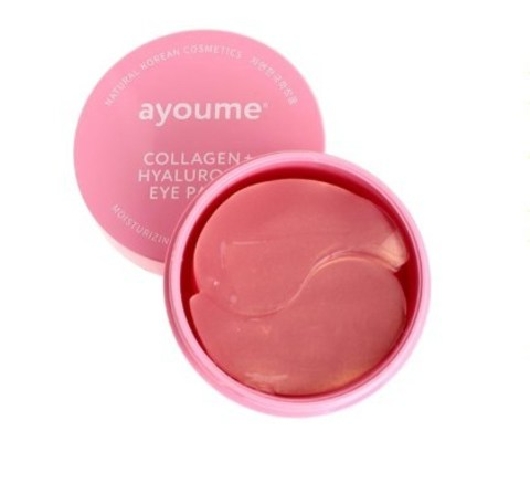 Ayoume Патчи Collagen Hyaluronic Eye Patch