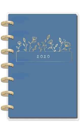 Ежедневник на 2020г Mini Happy Planner® - 12,5х18см. -Dainty Details
