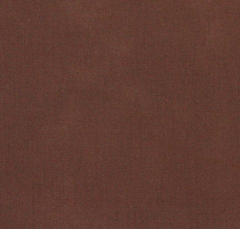 Простыня на резинке 90x200 Сaleffi Raso Tinta Unito сатин коричневая