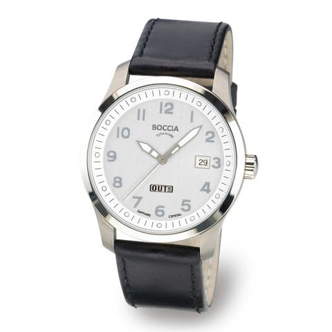 Купить Мужские наручные часы Boccia Titanium 3530-01 по доступной цене